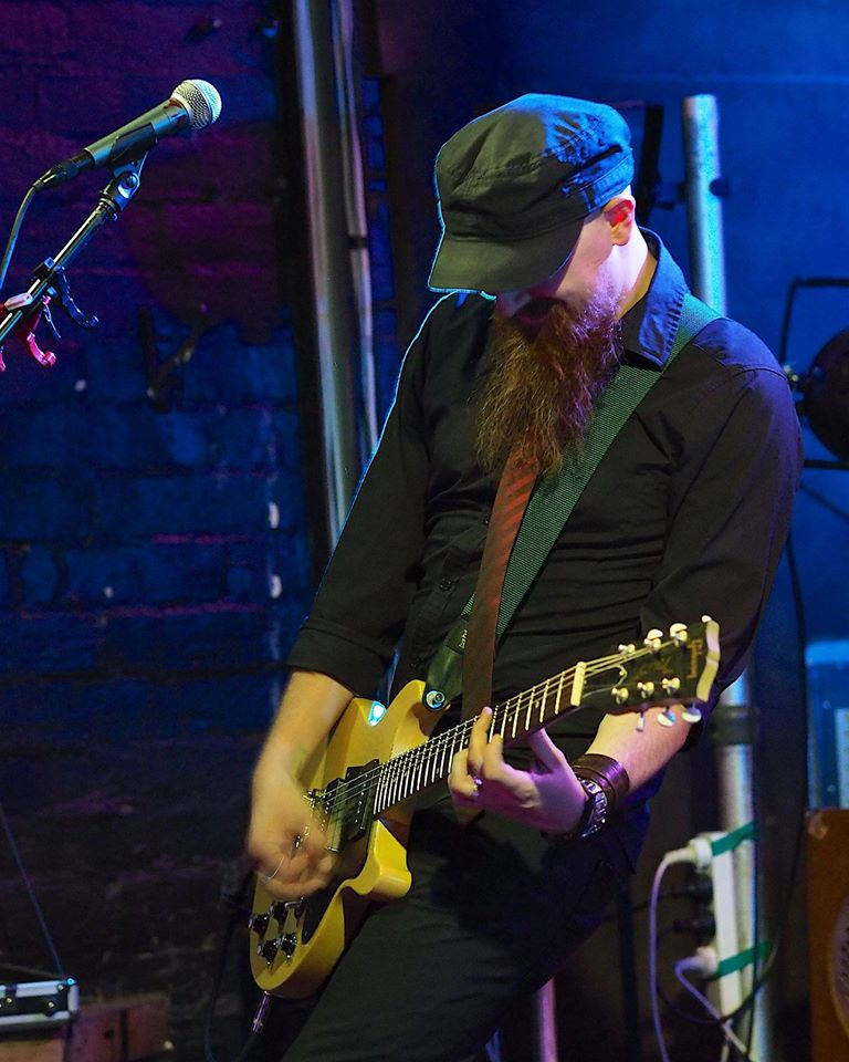 Guitarist Rodger Smith Live Photo