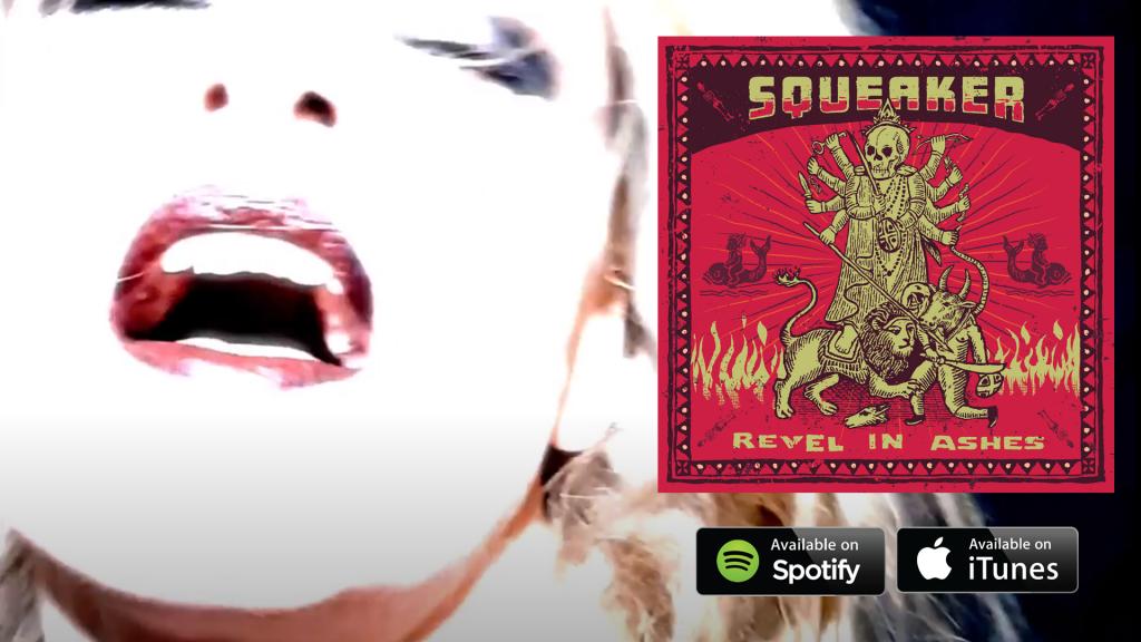 Revel In Ashes Squeaker Promo Photo